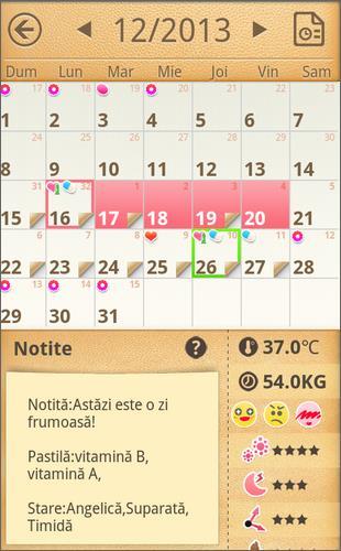 Calendarul 1