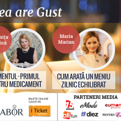 Impresii post event – Sănătatea are gust