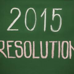 Altfel de rezoluții pentru anul 2015