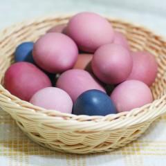 Ouă roşii de Paşti
