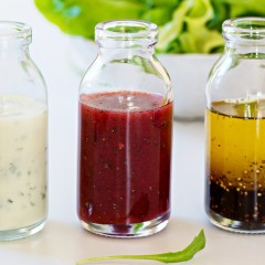 3 rețete de dressing pentru salată