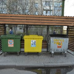 Reciclarea începe cu sortarea