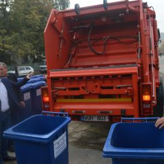 Un nou proiect de salubrizare în 6 sate din Moldova