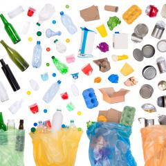 13 locații în Chișinău pentru colectarea și reciclarea deșeurilor