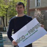 Recicleta.md – inițiativă ecologică pentru colectarea și reciclarea hârtiei din Bălți